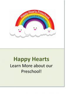 Happy Hearts Preschool